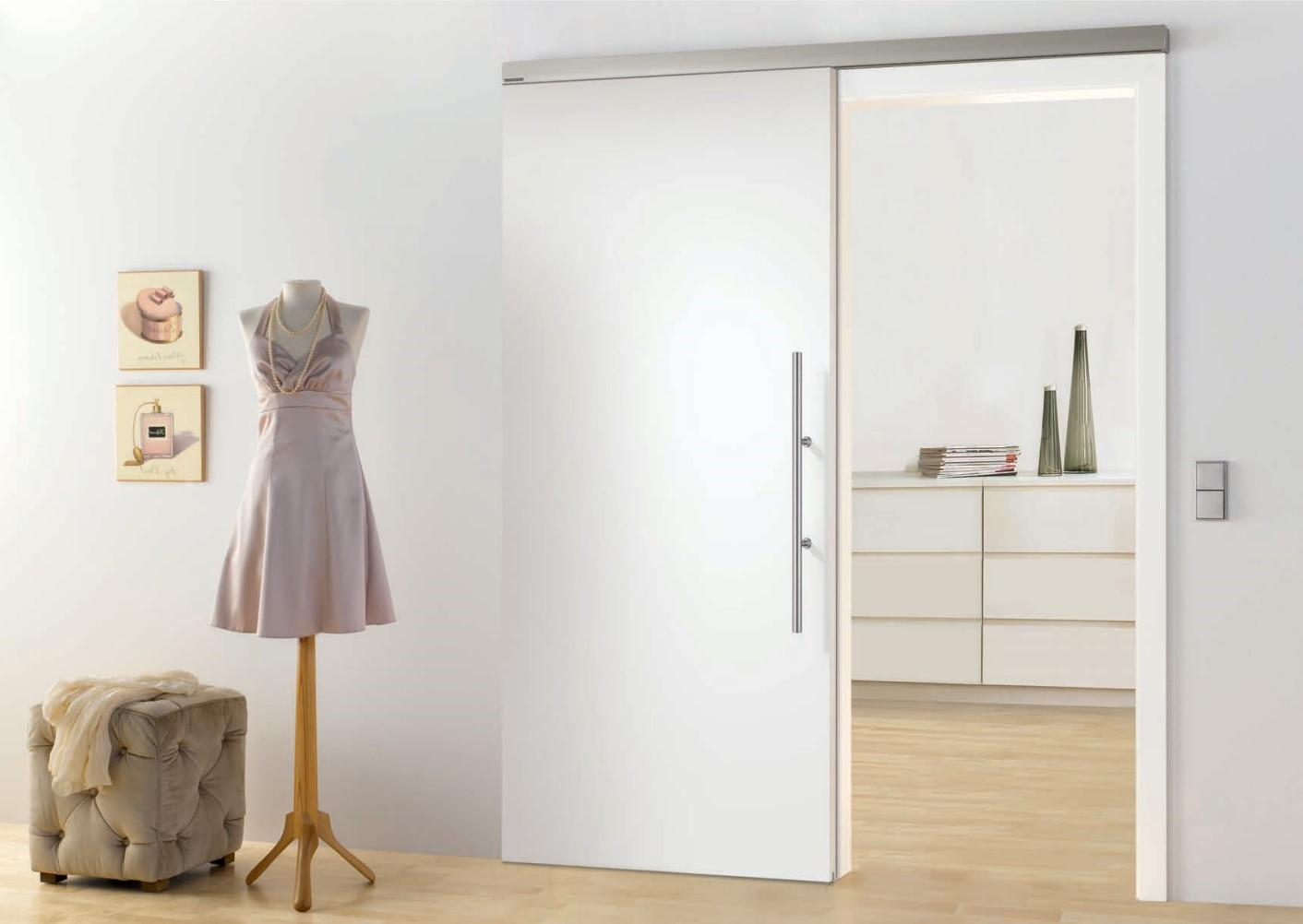 Sliding door gear wooden door sliding systems sliding for Sliding door company
