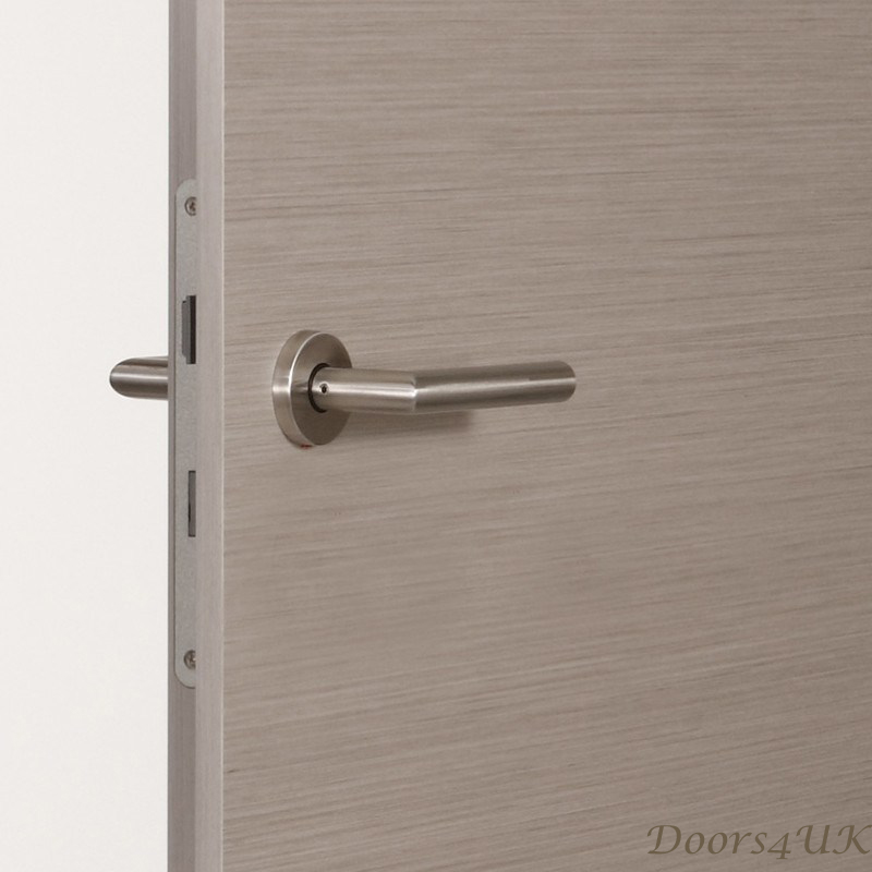 How To Replace An Interior Doorknob  15 Steps  with Pictures. Bathroom Door Locked From Inside How To Open   Rukinet com