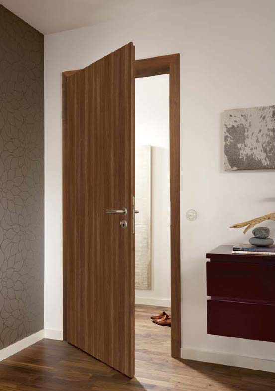 What is a european style door with frame and architrave for Door architrave