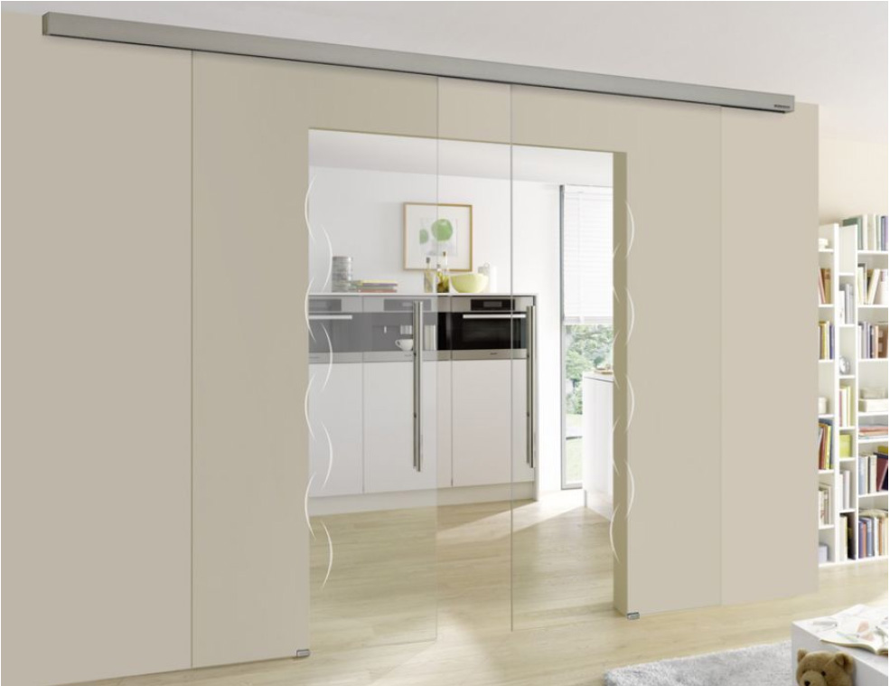 What is a sliding glass door for Designer interior doors uk