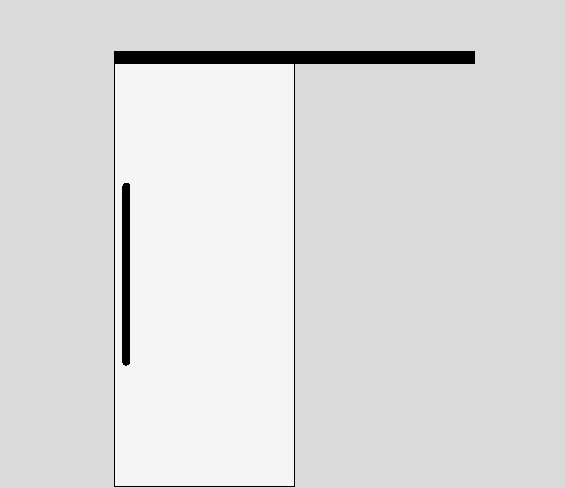 Sliding glass doors what is a sliding glass door for Single sliding glass door