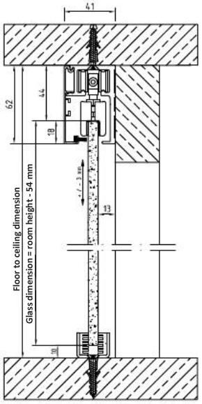 Sliding door hardware sliding track for wooden and glass doors sliding door hardware sizes planetlyrics Image collections