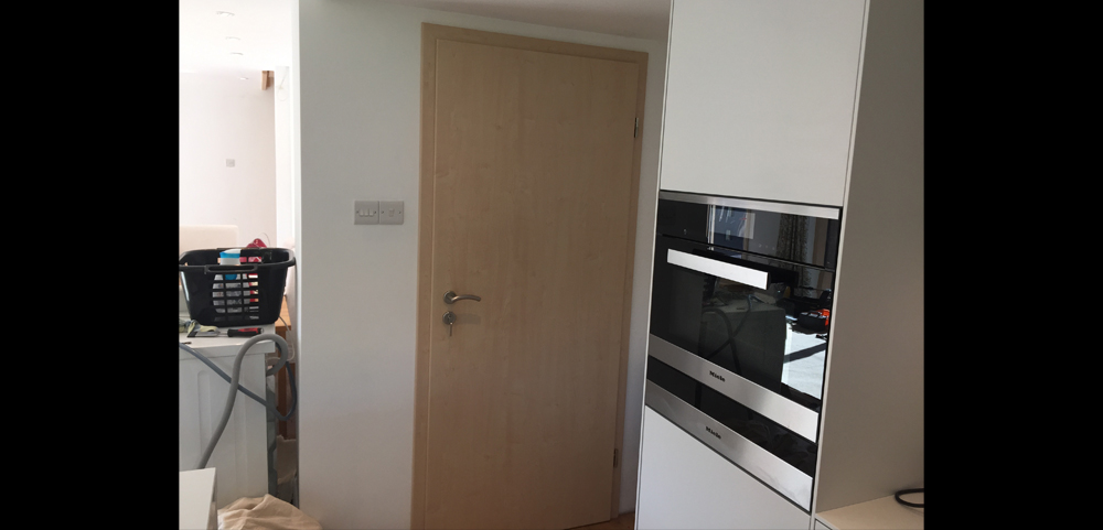 kitchen doors made to measure