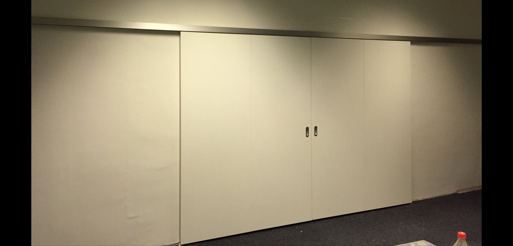 wide and tall sliding doors