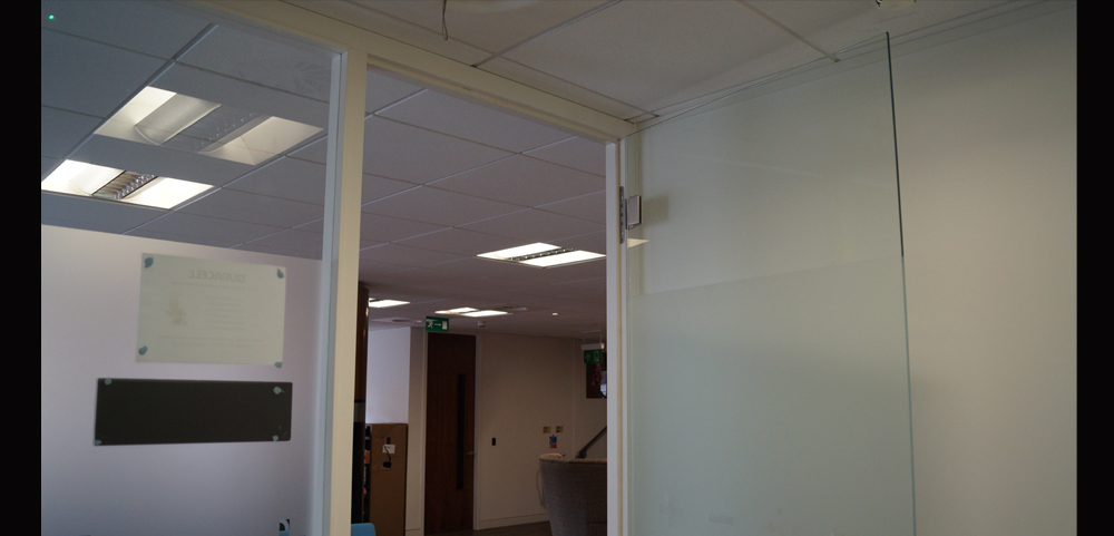 Soundproof Wall Partition For Office