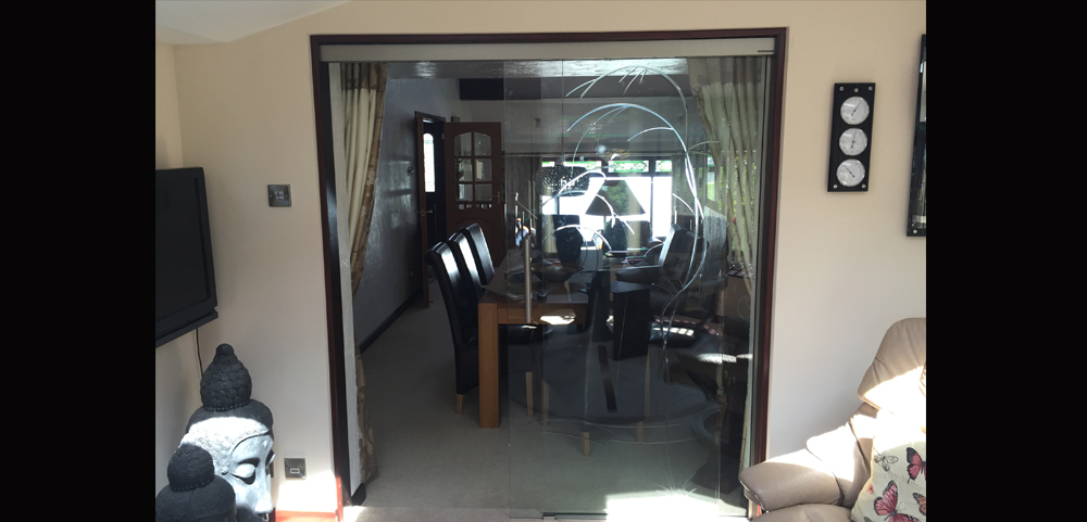glass sliding doors uk