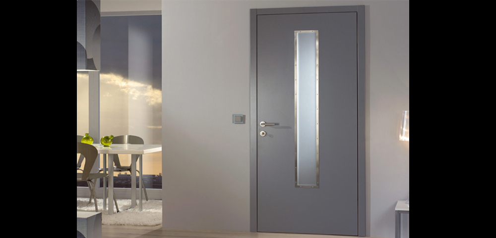 Sound Proof Entry Door