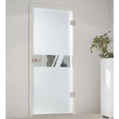 Smoke proof glass door Aero & Smoke Proof Glass Doors l Soundproof features l Interior Glass Doors