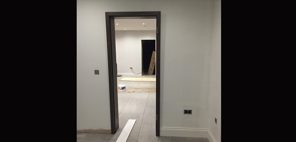 internal door frames