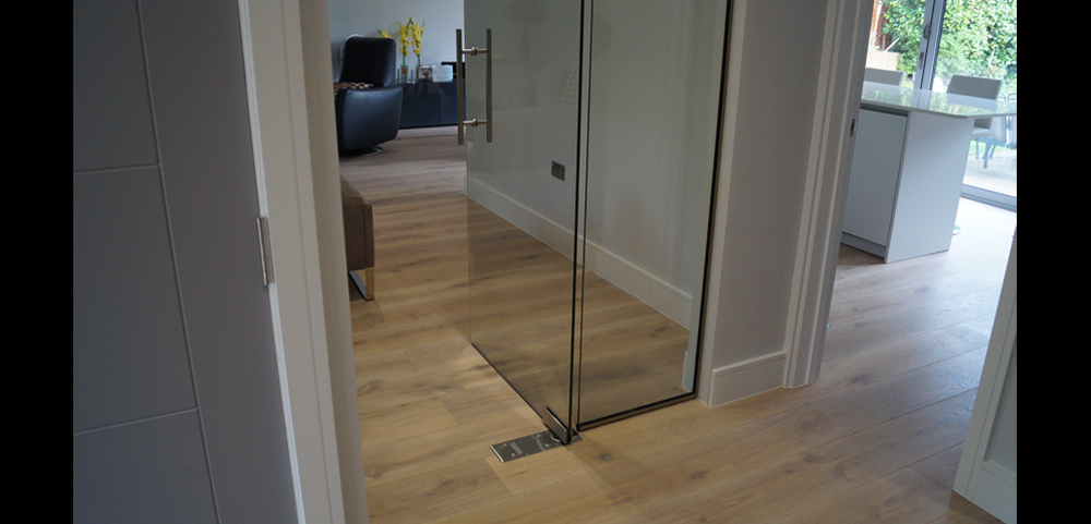 Glass Panel Internal Doors