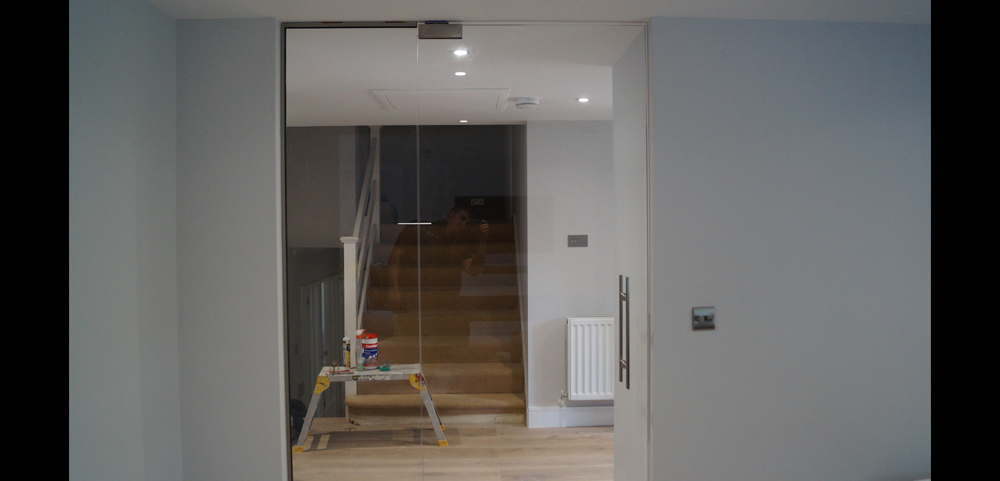 internal glass doors uk