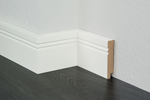 MDF Painted Skirting Boards