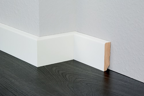 Solid Wood Painted Skirting Boards