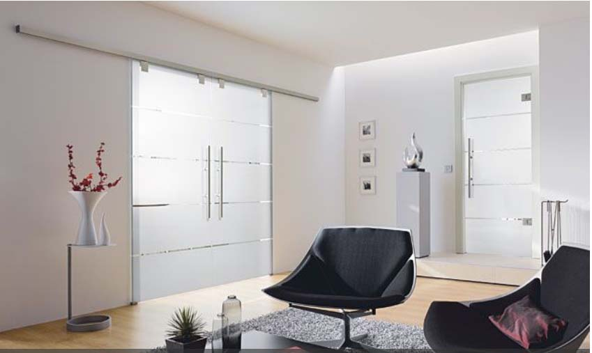 Interior Sliding Glass Door