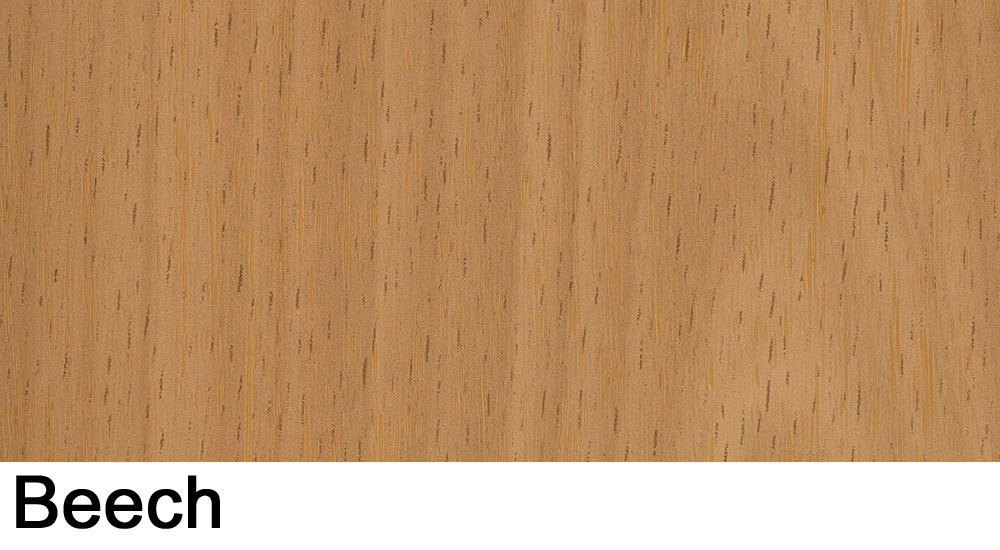 Beech laminate sample