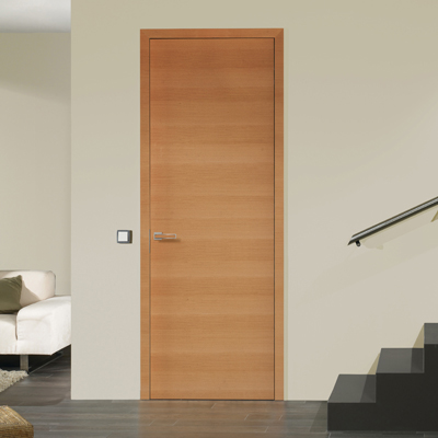 Beech real wood veneer tall door set & Wide and Tall Doors | Bespoke Internal Door Sizes | Custom Wide Doors