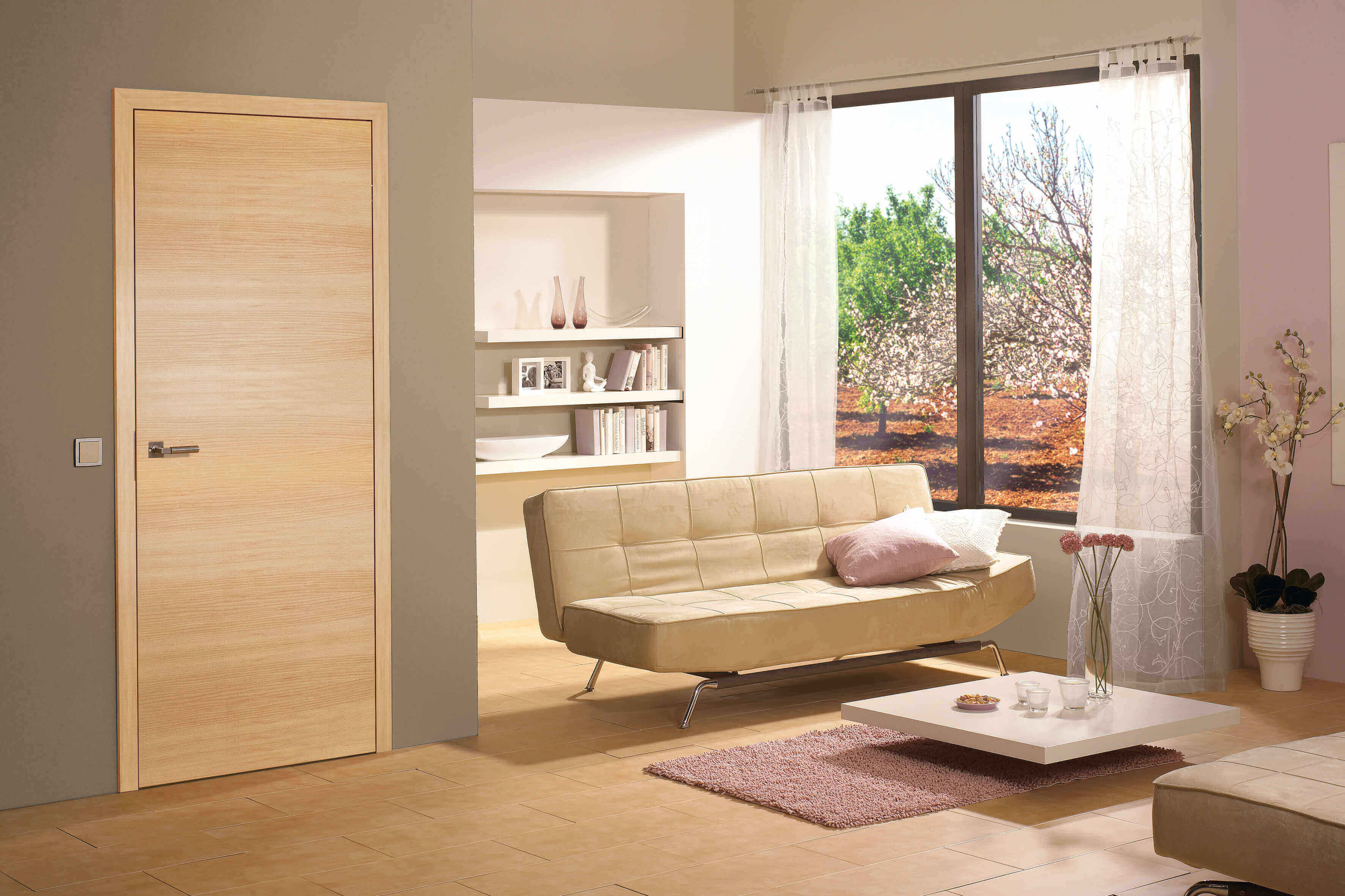 frame an door modern white view with tall doors good invisible interior anyway