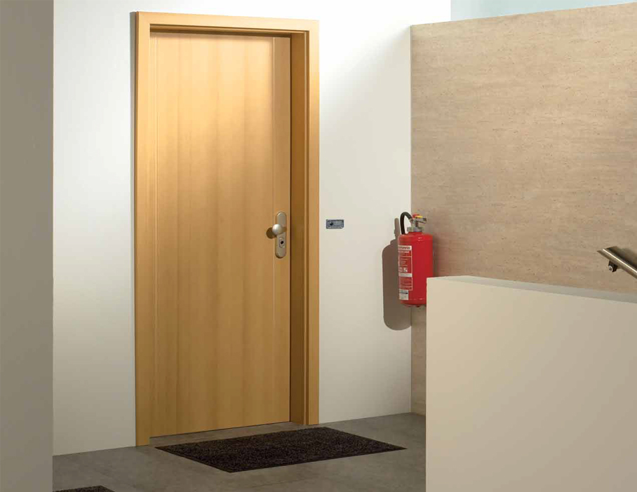 Exceptionnel Thermal Insulated Doors