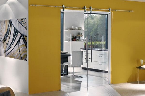 Sliding Interior Doors | Sliding Glass Doors | Frosted Glass
