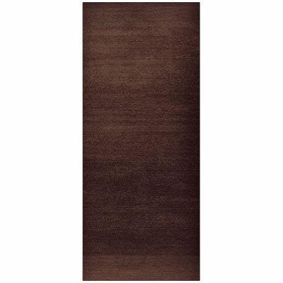 Dark Oak Chocolate Veneer Crosswise