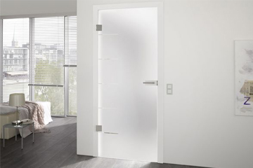 Internal Sliding Doors · Opaque Glass With Groove Designs ...