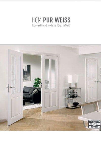 HGM White Doors Catalogue