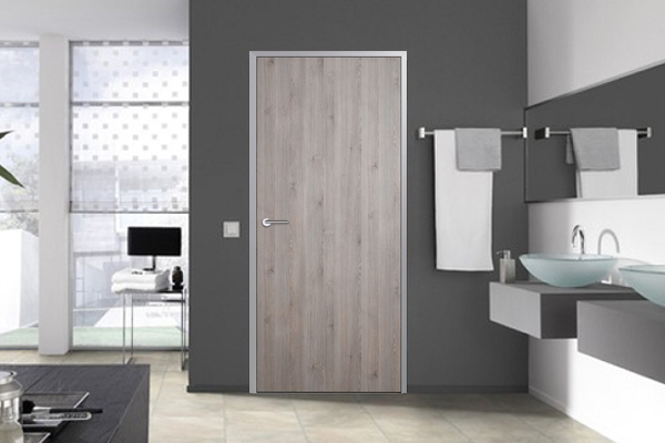 water resistant doors with aluminium frame