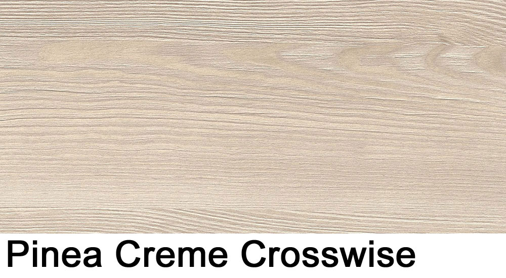 Pinea Creme crosswise laminate sample