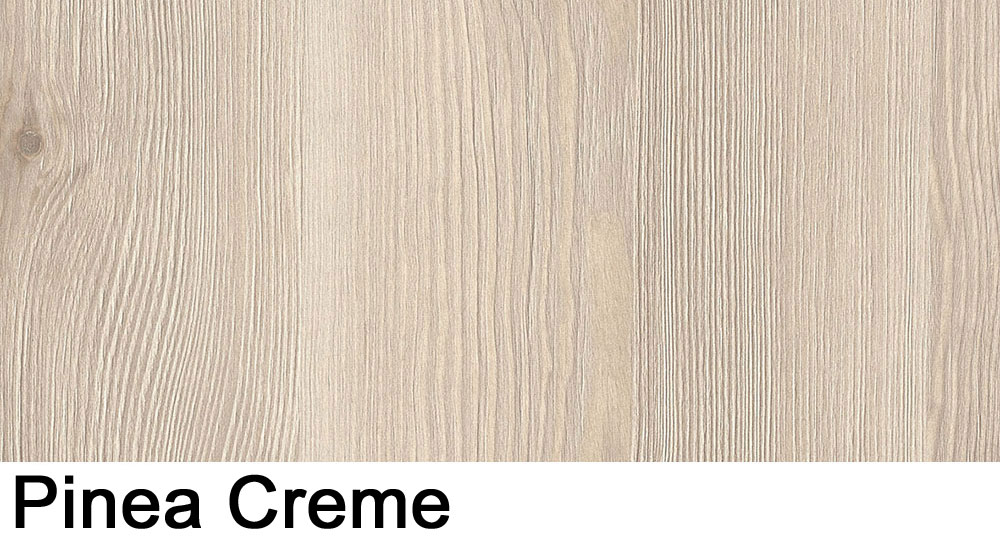 Pinea Creme laminate sample