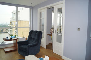 Pocket doors fitted Central London