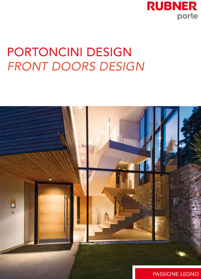 External doors catalogue