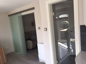Sliding Glass Doors Fitted in London