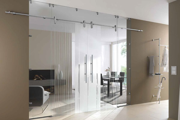 Sliding Interior Doors | Sliding Gl Doors | Frosted Gl Doors on