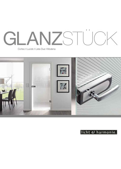 Special design glass doors catalogue