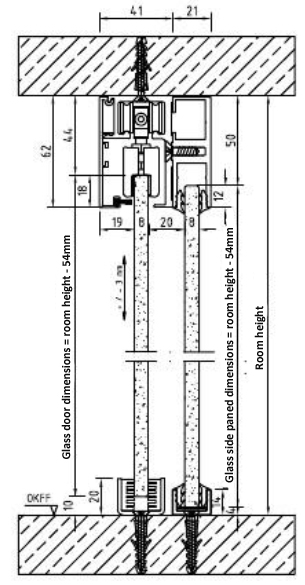 Sliding door hardware sliding track for wooden and glass doors sliding interior door sizes planetlyrics Choice Image