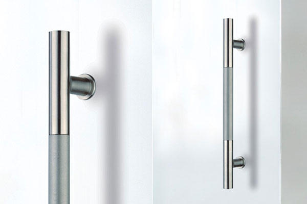 Valli P 5406 Bar Handles for glass doors