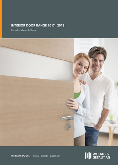 Westag interior door range