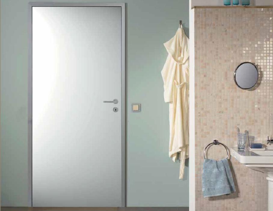 moisture resistance doors for wet rooms