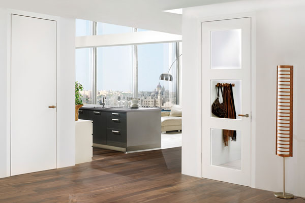 buy popular 3dbff 1564c Internal glazed doors in Leicestershire | Extra Wide and ...