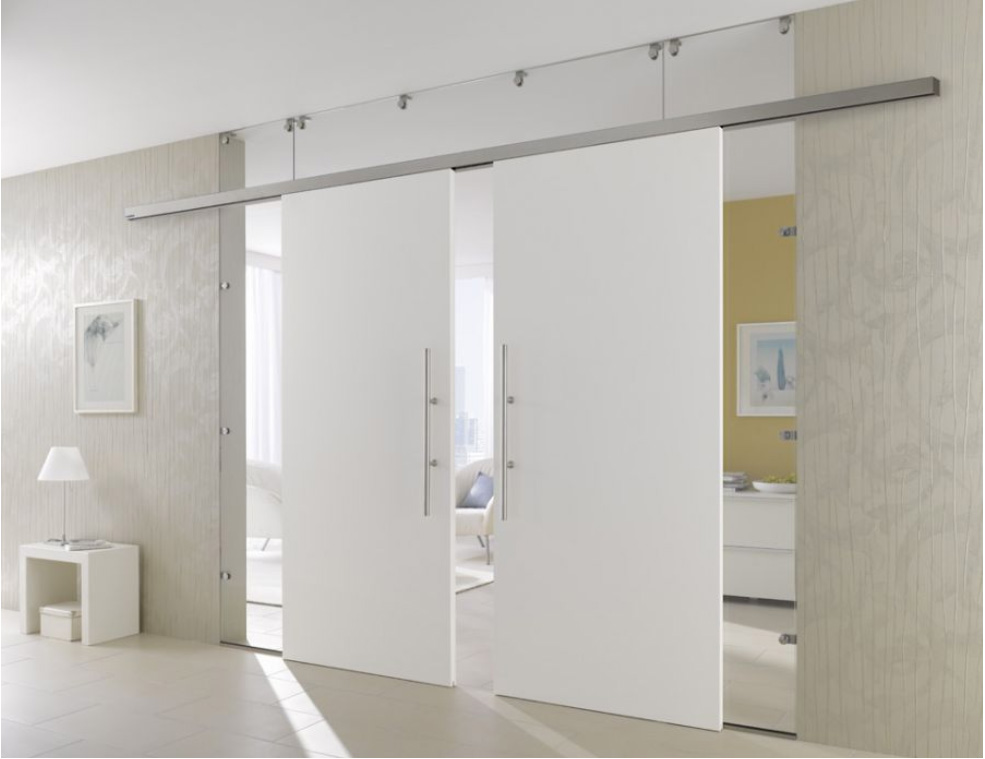 Wood Doors With Glass Panels Bespoke Glass Doors With