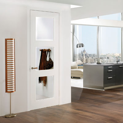 Internal glazed doors bespoke white interior glazed doors white glazed internal door planetlyrics Images