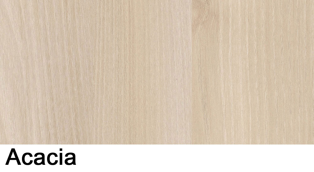 Acacia laminate sample
