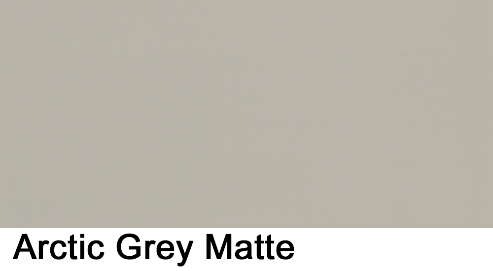 arctic grey matte laminate sample
