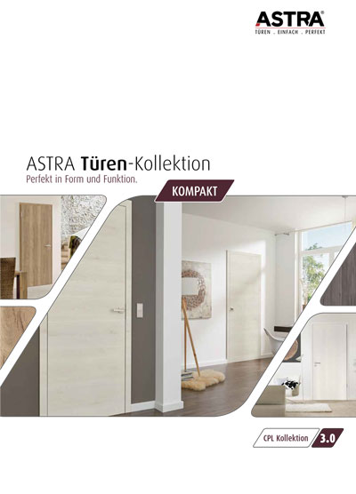 Astra laminate door catalogue