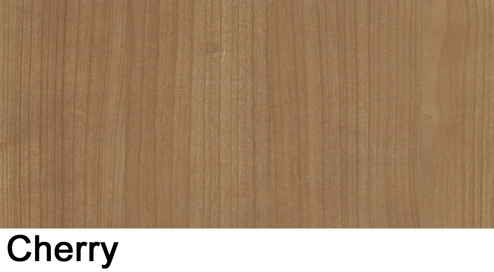 Cherry laminate sample