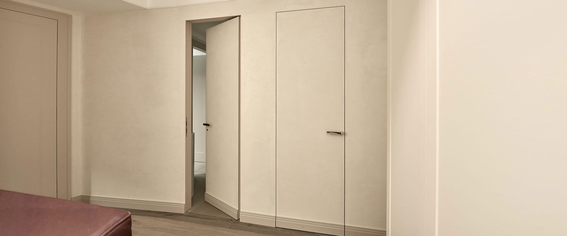 Frameless Door Invisible Door Hidden Door