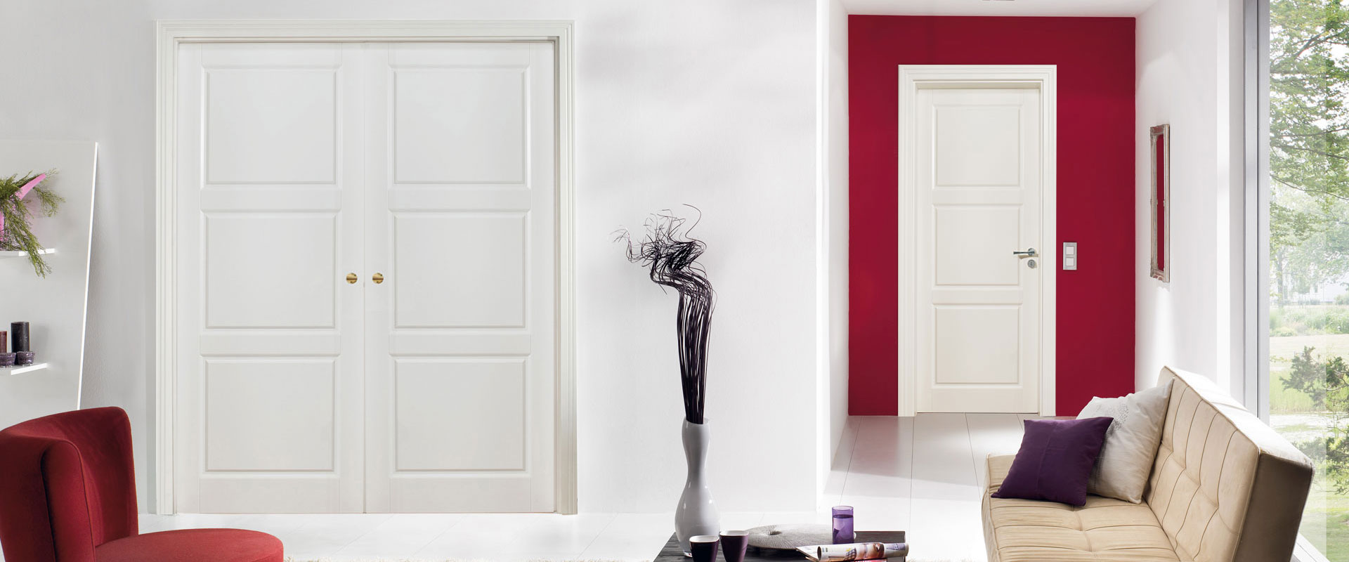 contemporary internal doors uk