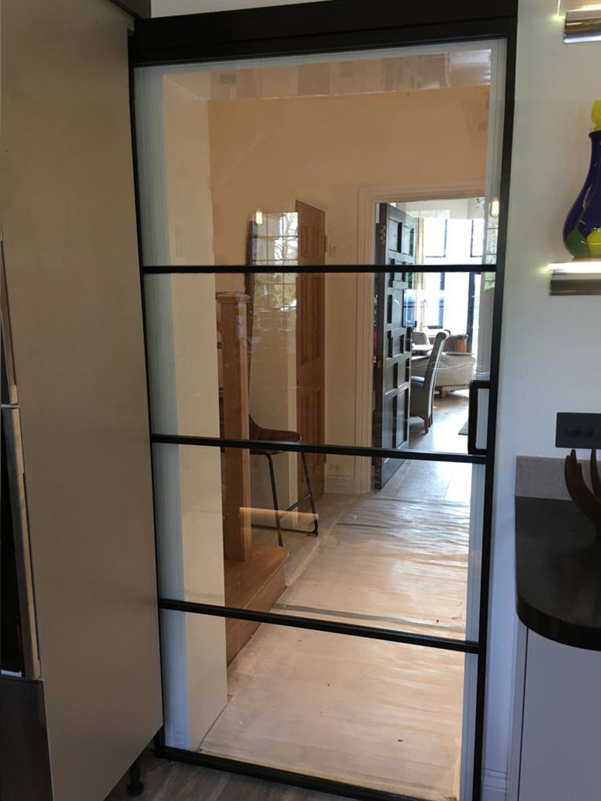 official photos e6472 6f864 Crittall Style Doors   Aluminium Framed Doors   Internal ...