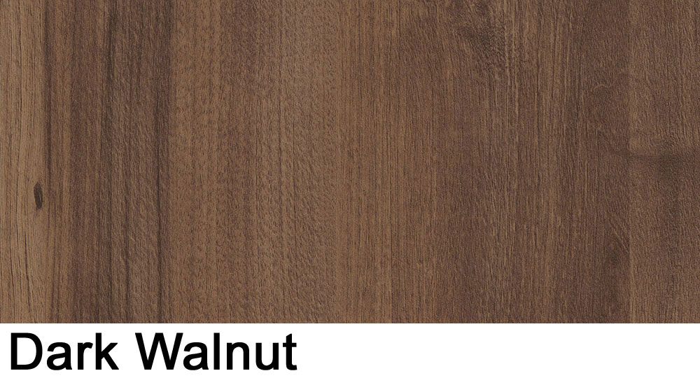 Dark Walnut laminate sample