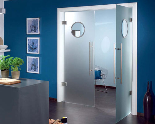 What Is A Swing Glass Door